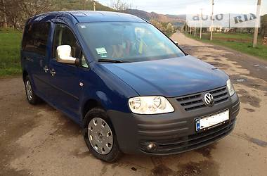 Volkswagen Caddy пасс. 1.9 TDI 2009