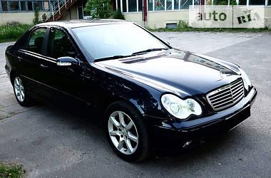 Mercedes-Benz C-Class 220 2001