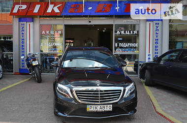 Mercedes-Benz S 350 CDI 4matic L AMG 2015