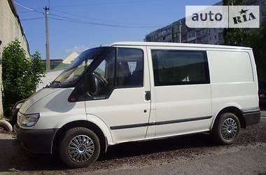 Ford Transit Van 2001