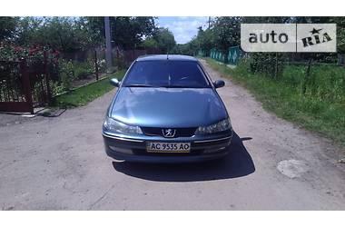 Peugeot 406 1.8i 2002