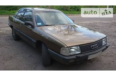 ауди 100 1987 руководство
