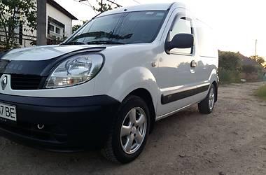 Renault Kangoo пасс. 1.2 16v 2007