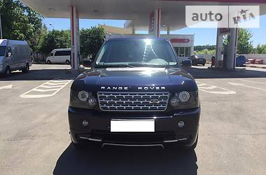 Land Rover Range Rover STARTECH INDIVIDUAL 2008