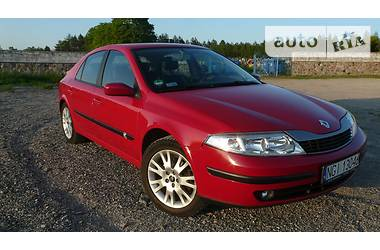 Renault Megane 1.8 2002