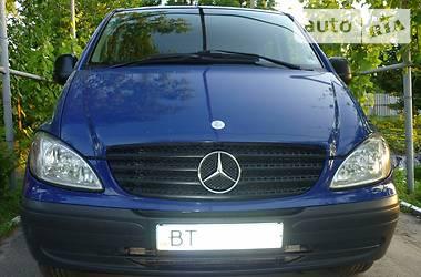 Mercedes-Benz Vito пасс. Mixto 2005