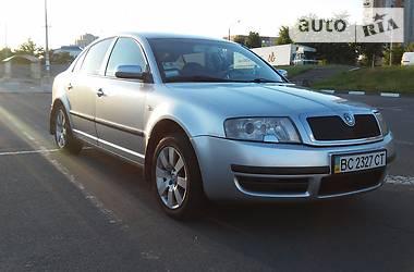 Skoda Superb 1.8T 2006