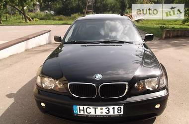 BMW 318  2002
