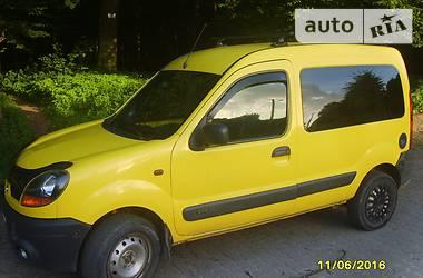 Renault Kangoo пасс. 4x4 2004