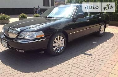 Lincoln Town Car 2007