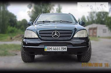Mercedes-Benz ML 430 Brabus 2000
