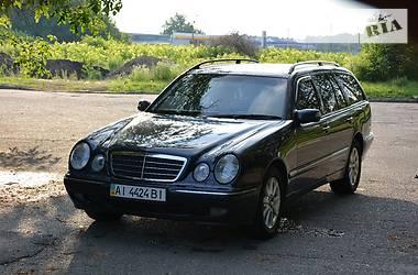 Mercedes-Benz E-Class Avantgarde CDI 2000