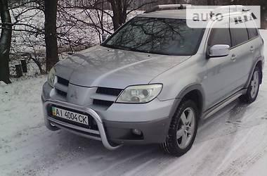 Mitsubishi Outlander 2.4i 2006
