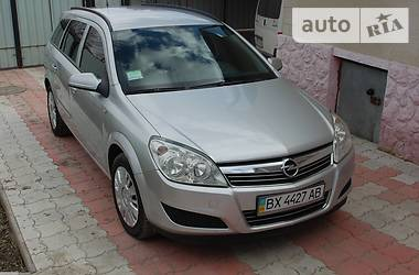 Opel Astra H 2007