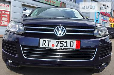 Volkswagen Touareg 3.0 TDI Exclusive 2013