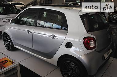 Smart Forfour Passion 66 kW 2016