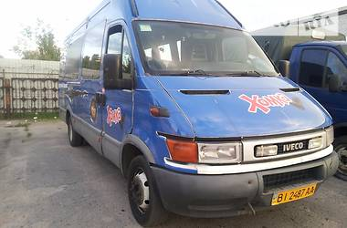 Iveco Daily пасс. 2000