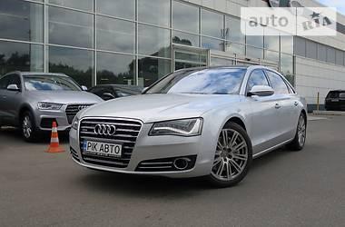 Audi A8  4.2 TDI L quattro 2013