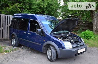 Ford Transit Connect пасс. 1.8 2003