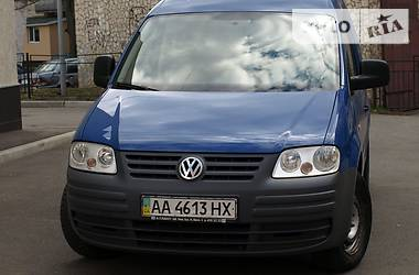 Volkswagen Caddy груз. 1.6 i 2008