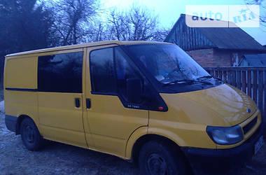Ford Transit пасс. 2003