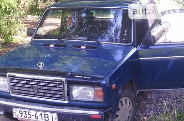 ВАЗ 2107 21074 1.6 1996