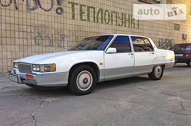 Cadillac Fleetwood 60 Special 1989