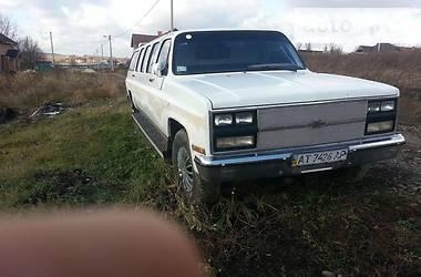 Chevrolet Suburban 1985