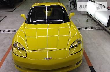 Chevrolet Corvette 6.2 LS3 V8 2008