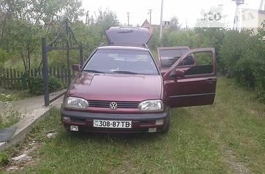 Volkswagen Golf III . 1994
