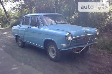 ГАЗ 21 21Р 1965