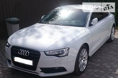 Audi A5 2.0 TFSI Quattro 2013