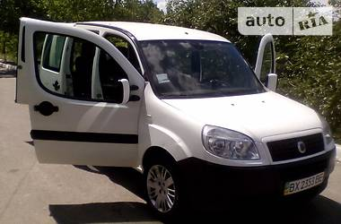 Fiat Doblo пасс. cargo 2007