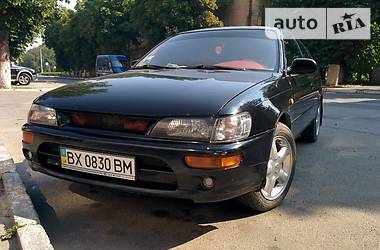 Toyota Corolla XLI 1992