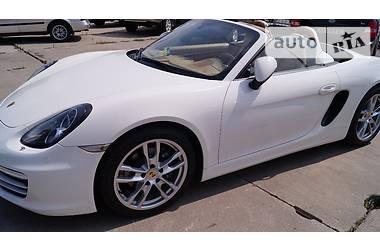 Porsche Boxster 2.7 2012