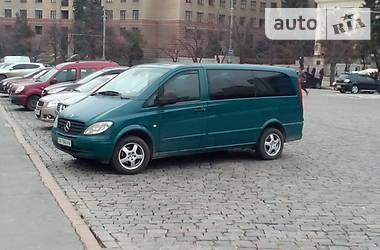 Mercedes-Benz Vito пасс. 115. maxi long 2005