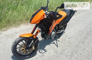 KTM Duke 2009