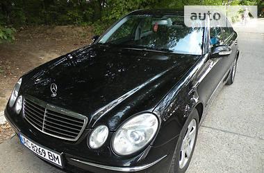 Mercedes-Benz E-Class 2003