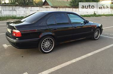 BMW 525 E39 2000