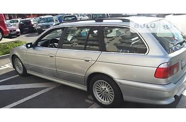 BMW 525 E39 2001