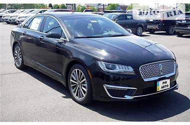 Lincoln MKZ 2.0T EcoBoost AWD 2018