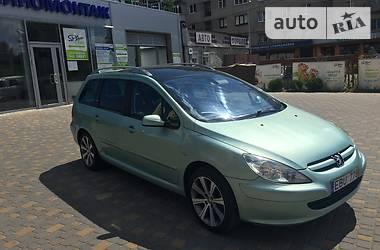 Peugeot 307 2.0 HDi 2005