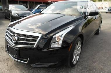 Cadillac ATS 2.0 Turbo AWD 2014