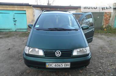 Volkswagen Sharan 2.0 I 1997
