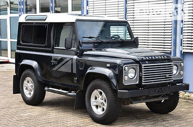 Land Rover Defender 90 2.2 D 2014