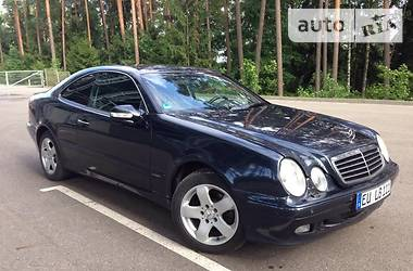 Mercedes-Benz CLK 230 W208 1999