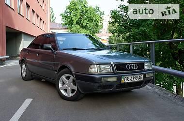 Audi 80 Lux 2.0 ABK 115Hp 1993