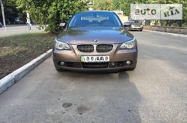 BMW 525 XI 2006