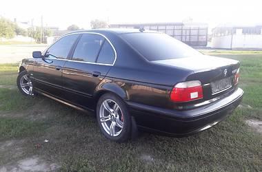 BMW 525 е39 2002