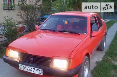 Opel Ascona 1982